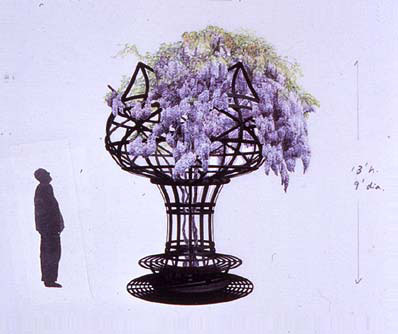 "Proposal for Malcolm Cochran's ""Grand Planter"" (1999)"