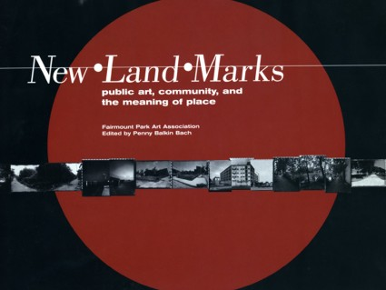 Book cover for New Land Marks publication