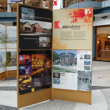 """""""Common Ground"""" featured at the Shops at Liberty Place"""
