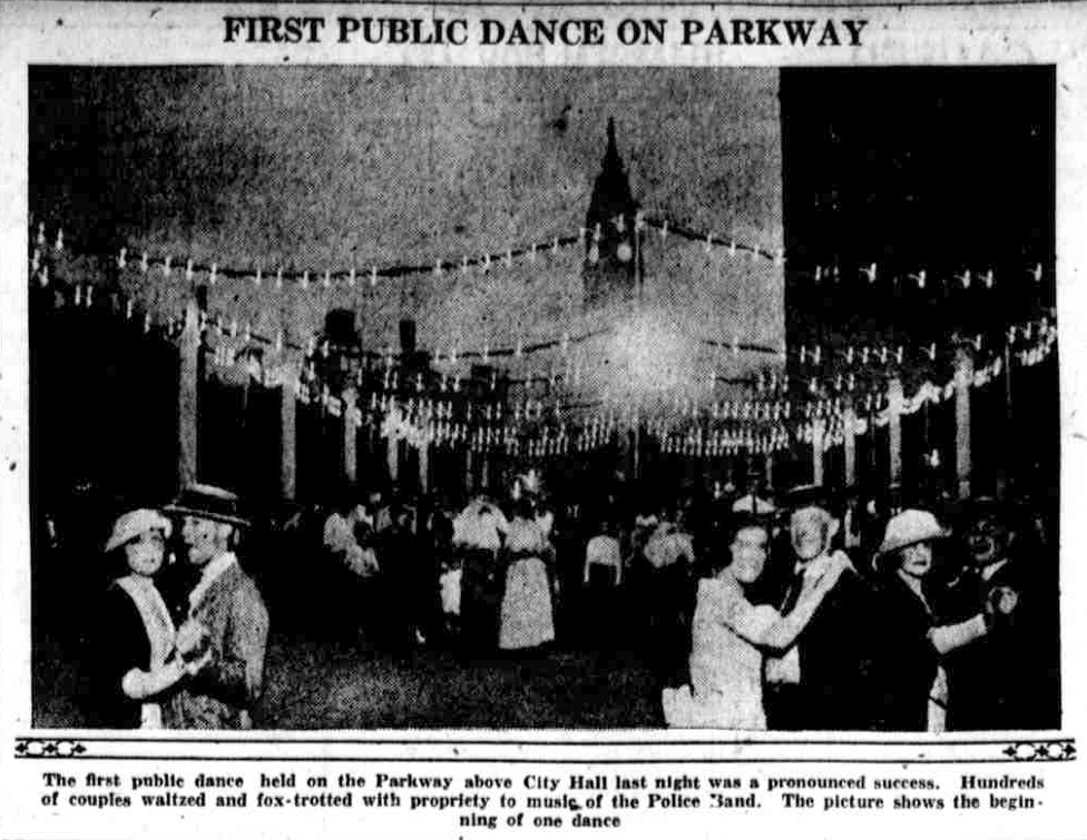First Parkway Dance
