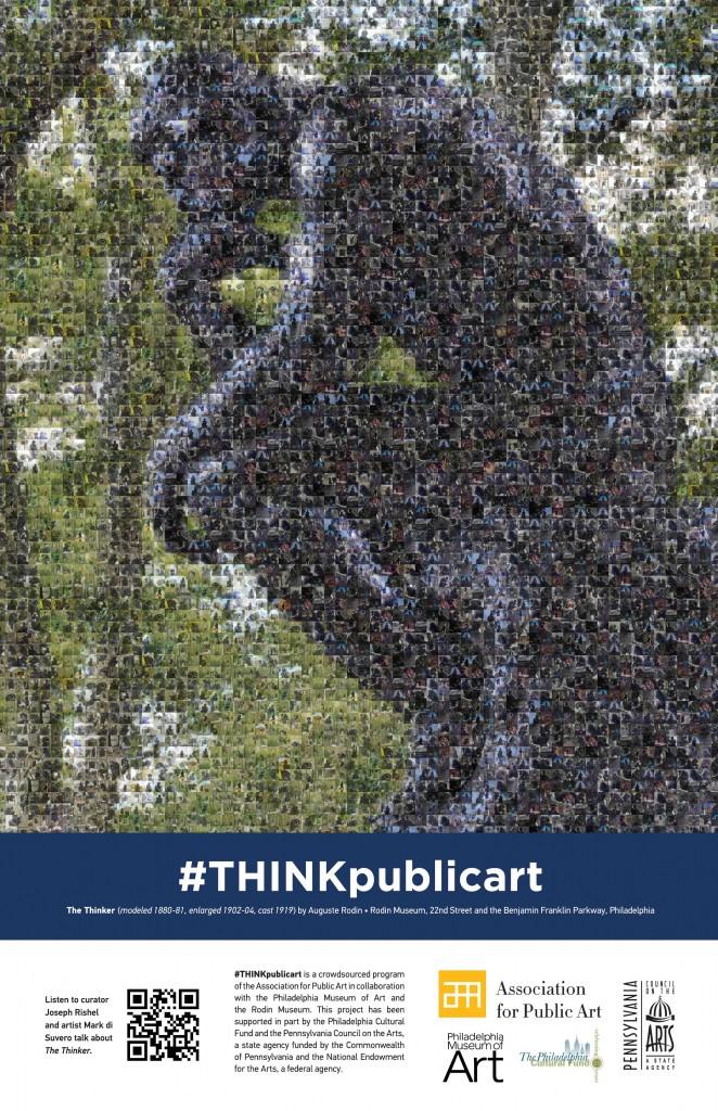 THINKpublicart poster