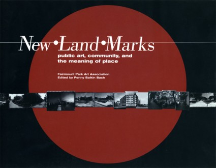 Cover of New Land Marks book